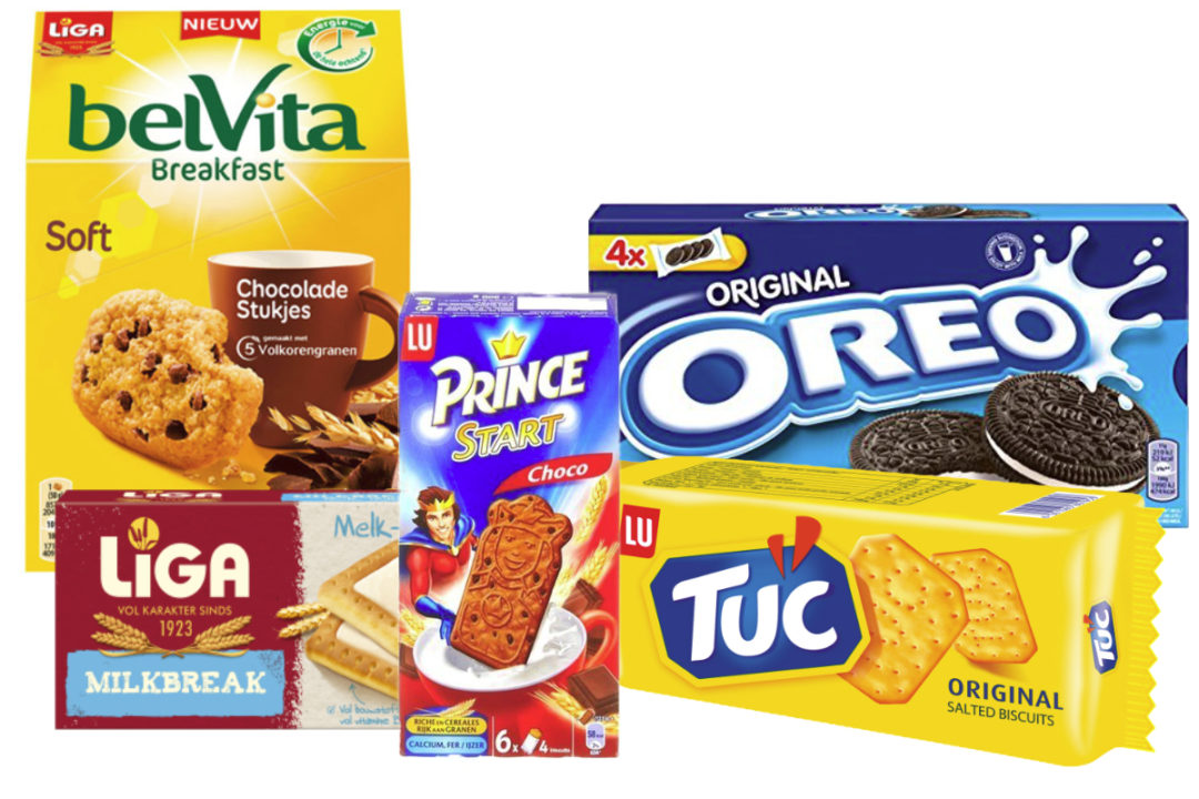 Mondelez Europe biscuits