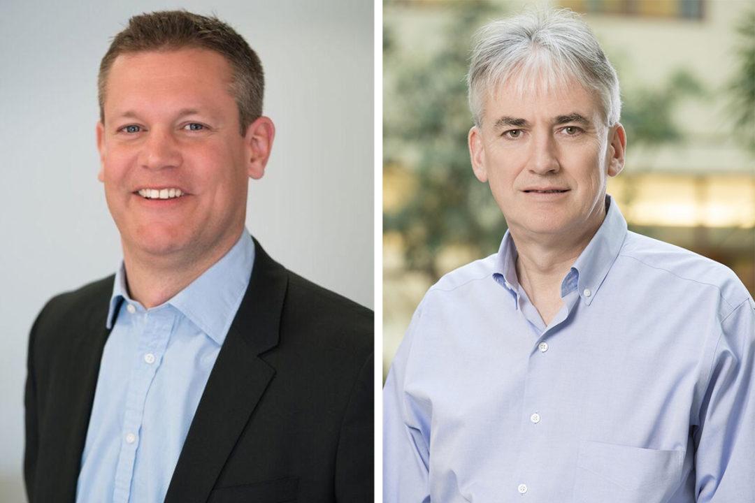 Mars Andrew Clarke and Martin Radvan