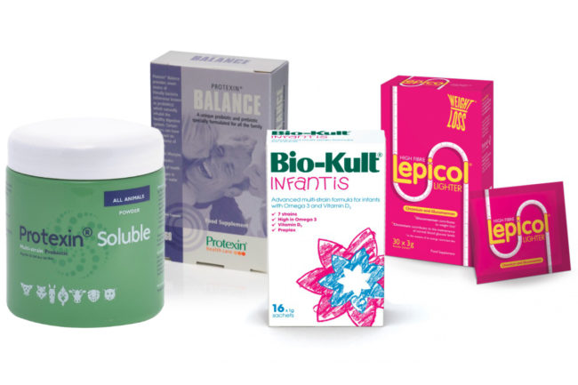 Probiotics International Ltd. products
