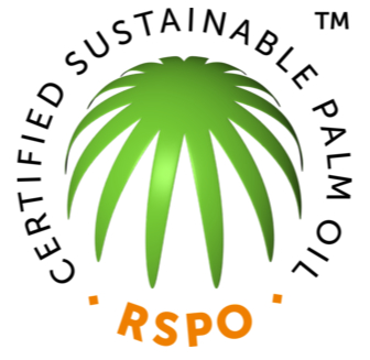 RSPO certification label