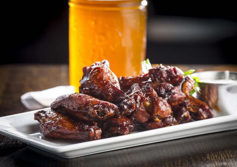 Rack House wings