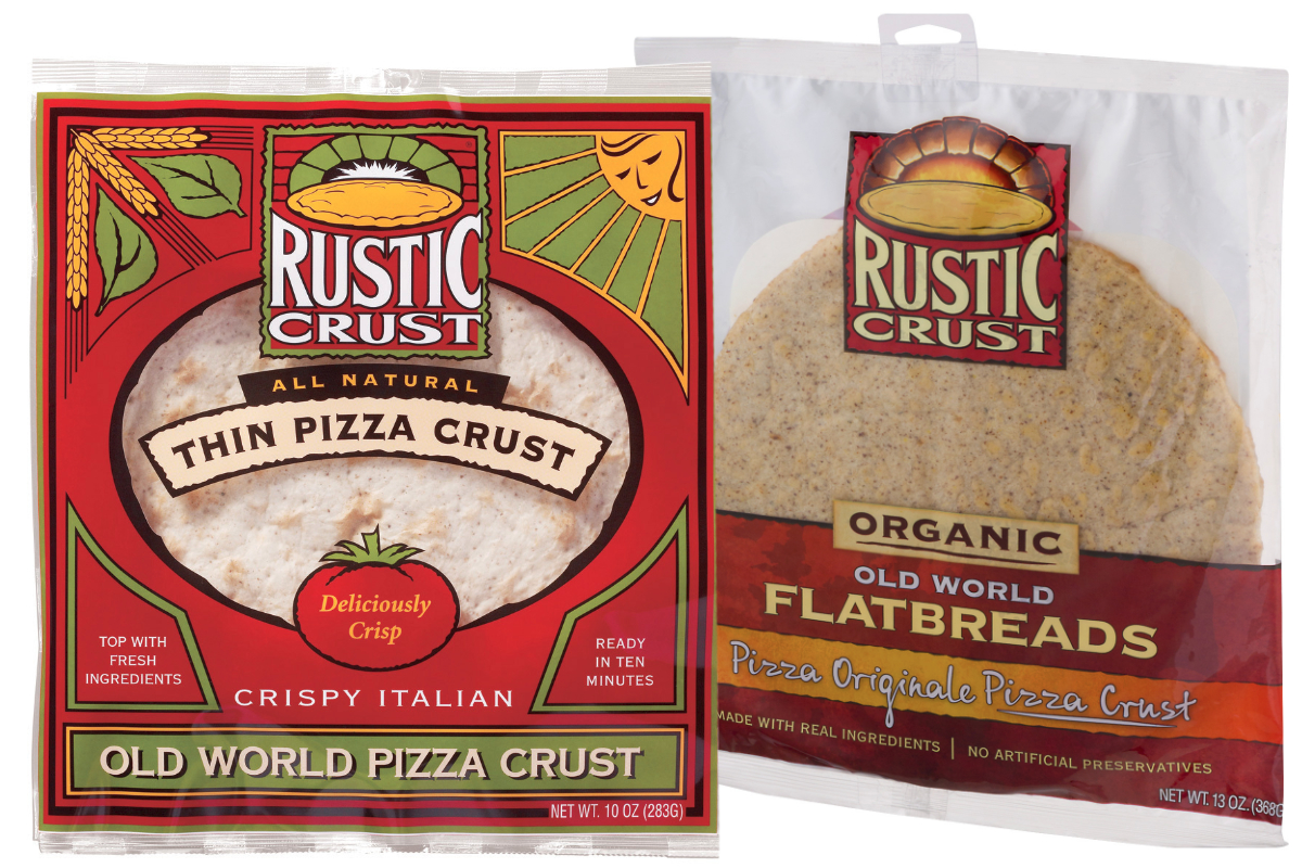 Rustic Crust Pizza And Flatbread