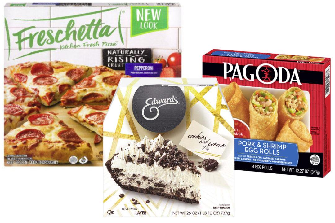 Schwan's Co. food brands
