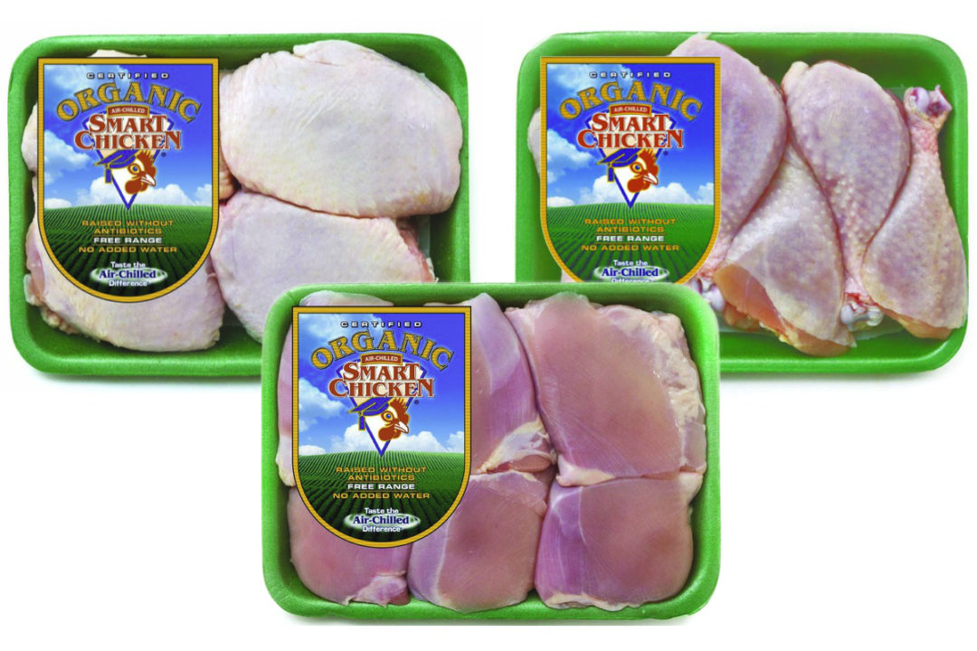 Smart Chicken organic poultry, Tecumseh Poultry