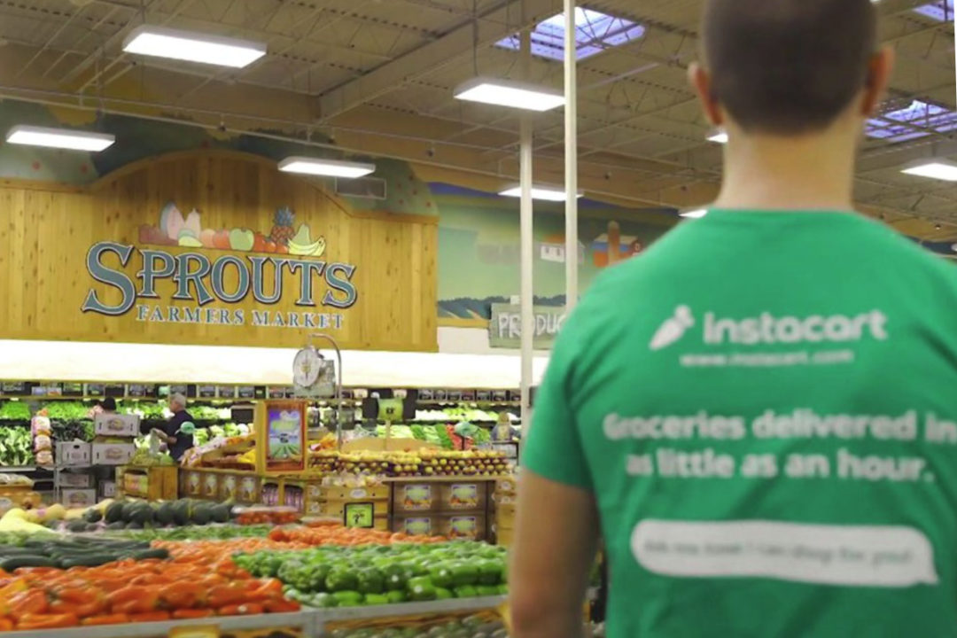 Sprouts Instacart partnership