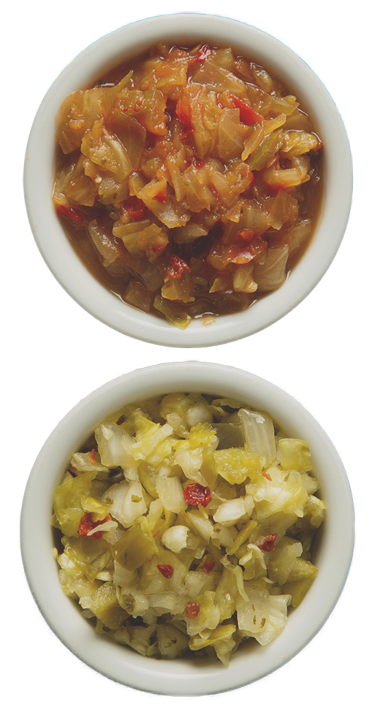 Wildbrine salsas