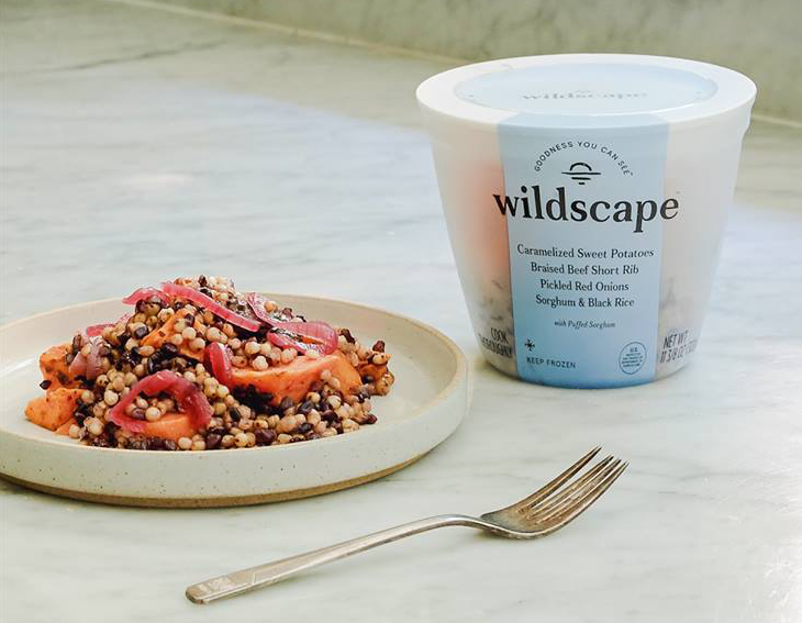 Wildscape meal, Nestle
