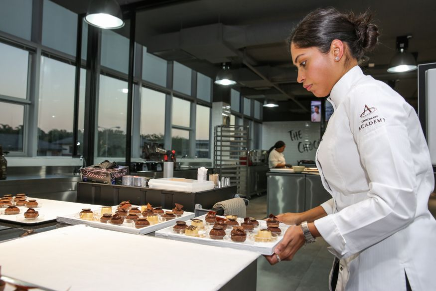Barry Callebaut South Africa Chocolate Academy