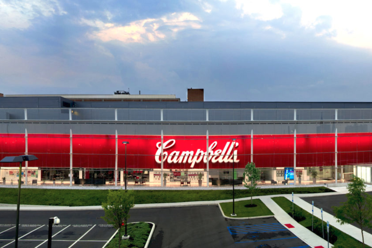 Campbell Soup Co. headquarters