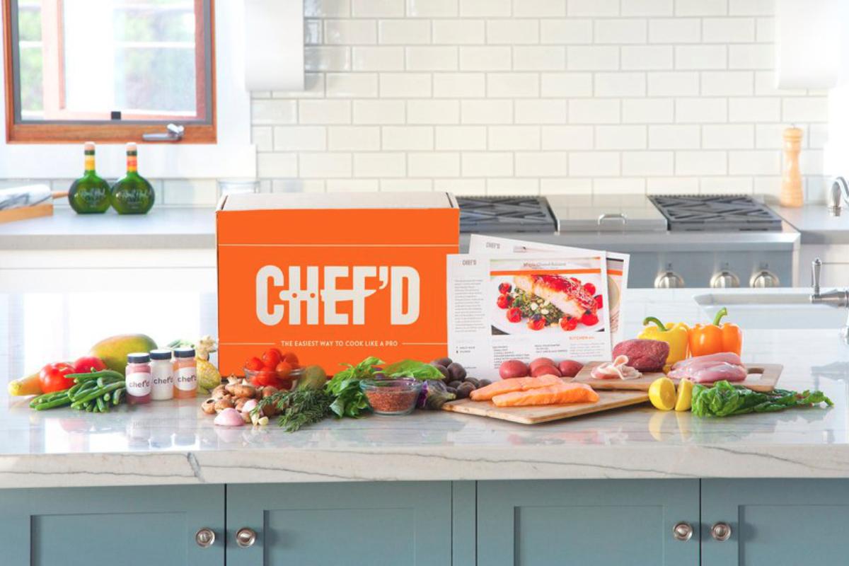 Chefd meal kit