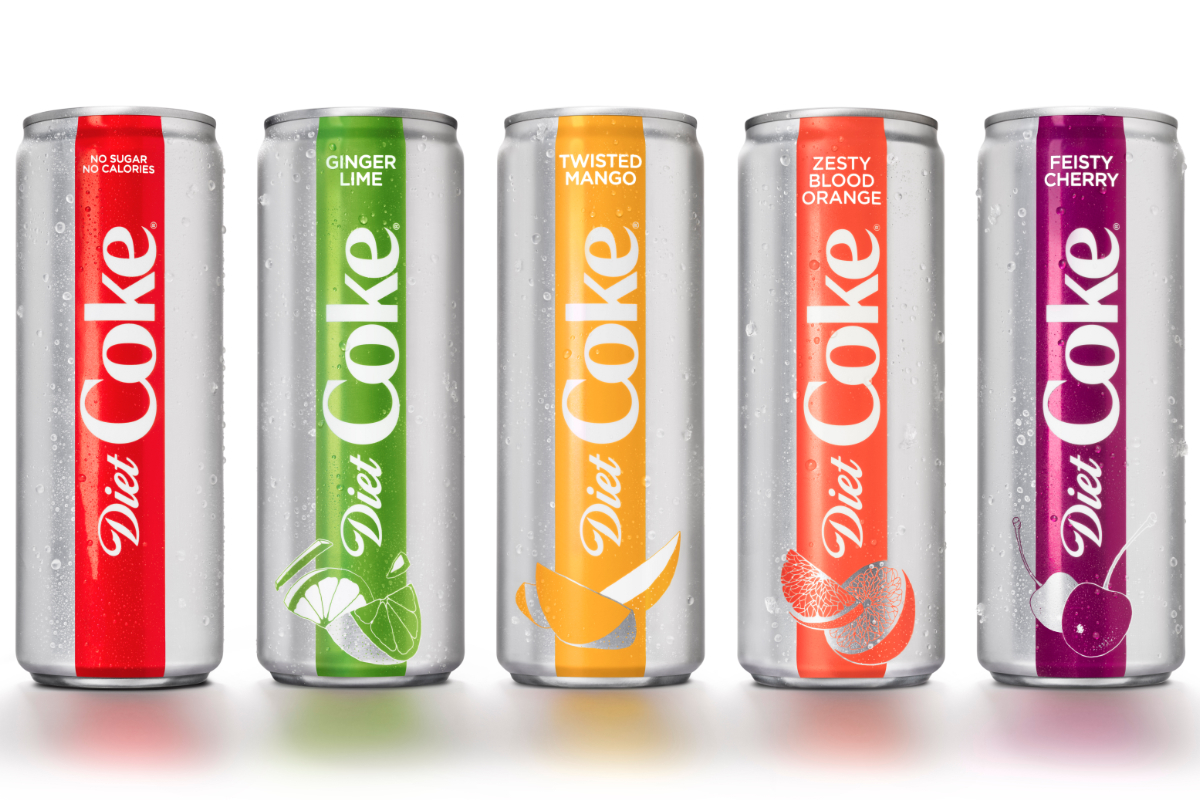 Diet Coke flavors, Coca-Cola