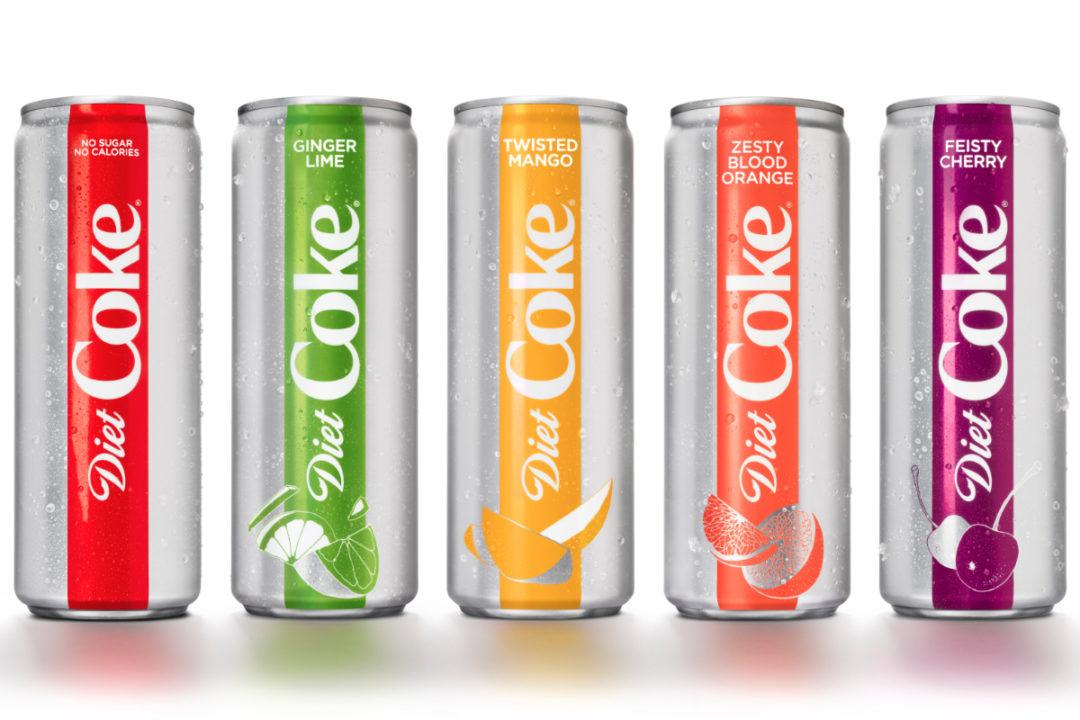 Diet Coke flavors, Coca-Cola