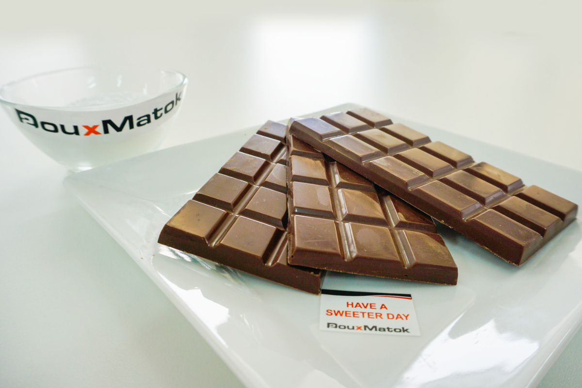 DouxMatok chocolate