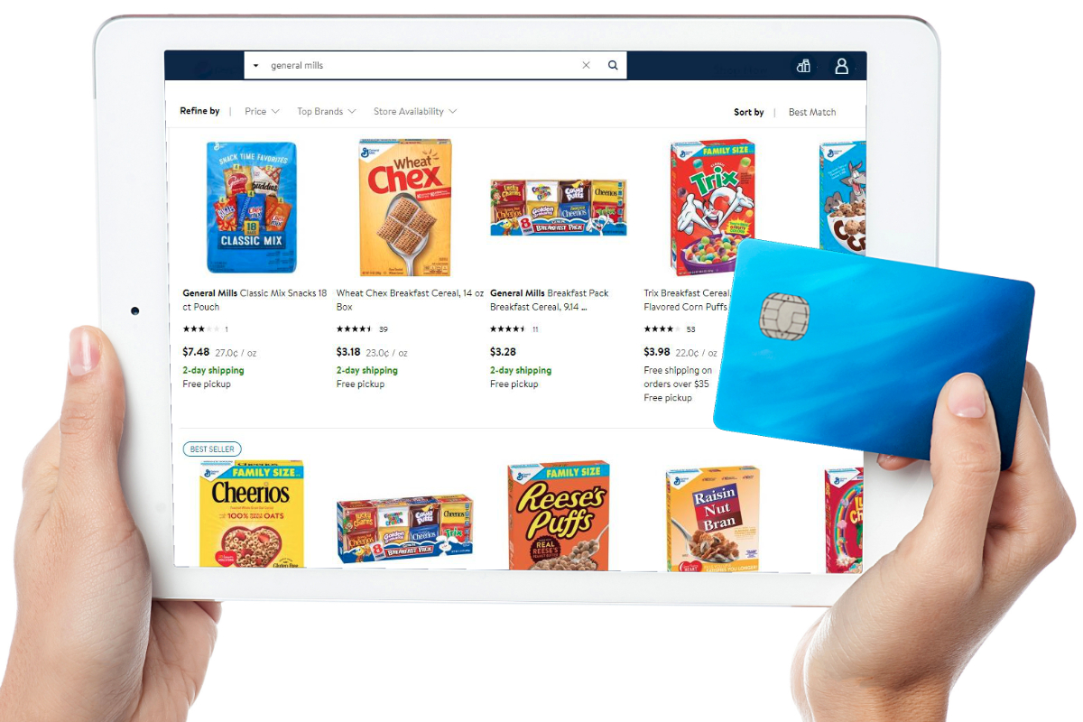 General Mills e-commerce