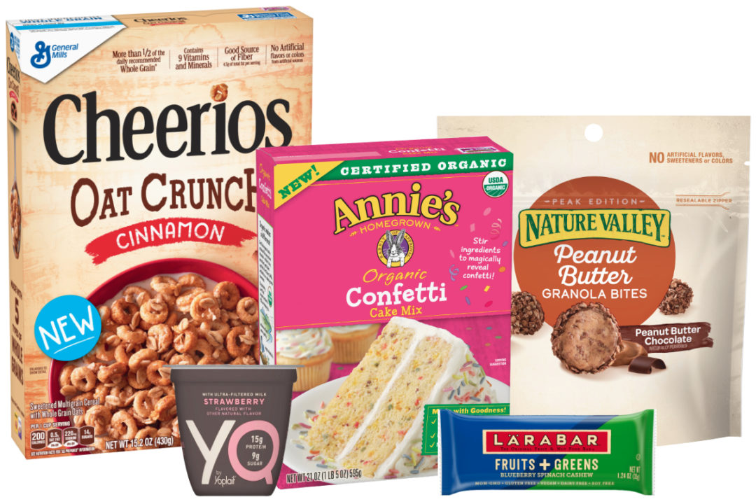 General Mills product innovation