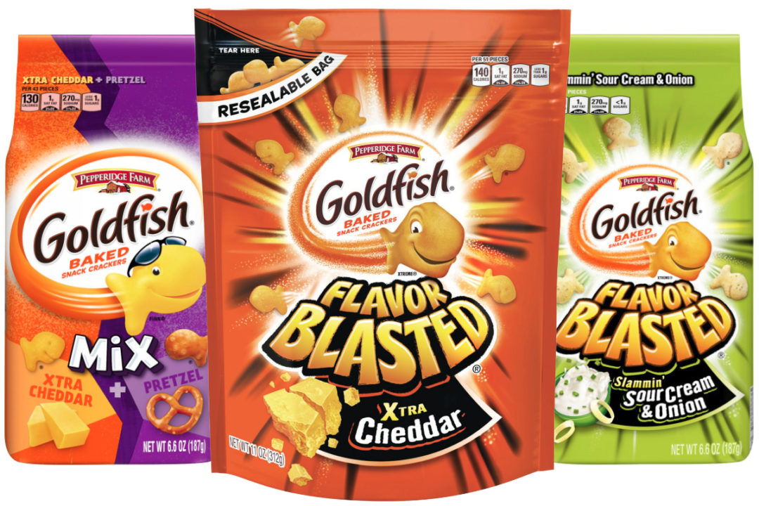 Goldfish crackers recall, Campbell Soup Co.