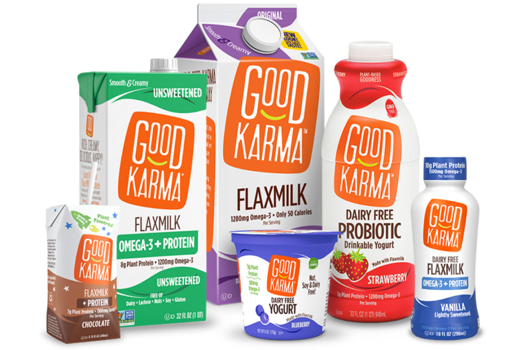 Good Karma Foods portfolio