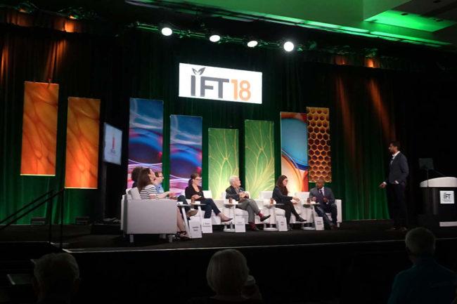 IFT18 disruption panel