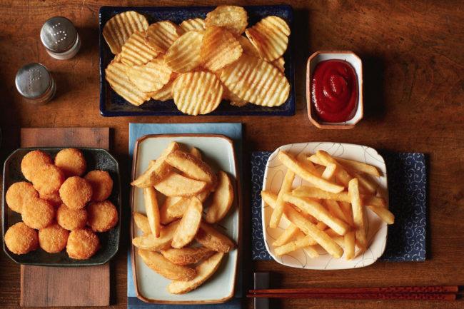 Lamb Weston potatoes