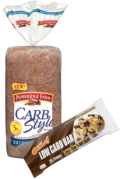 Low-carb products