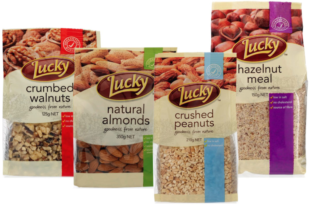 Select Harvests Lucky nuts