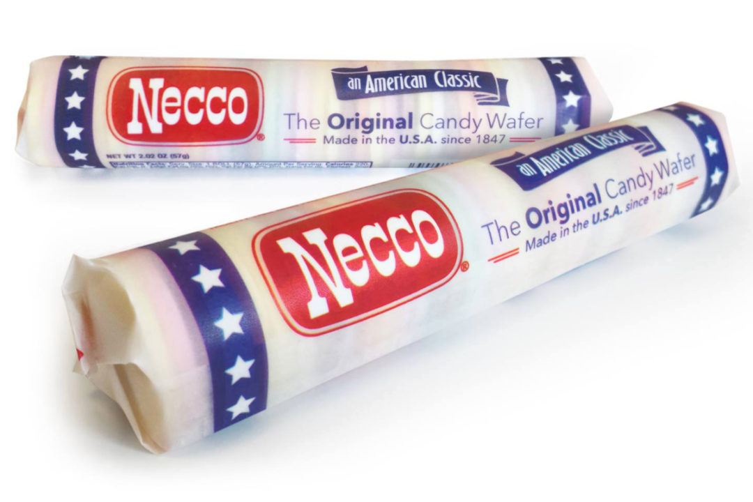 Necco wafer candies