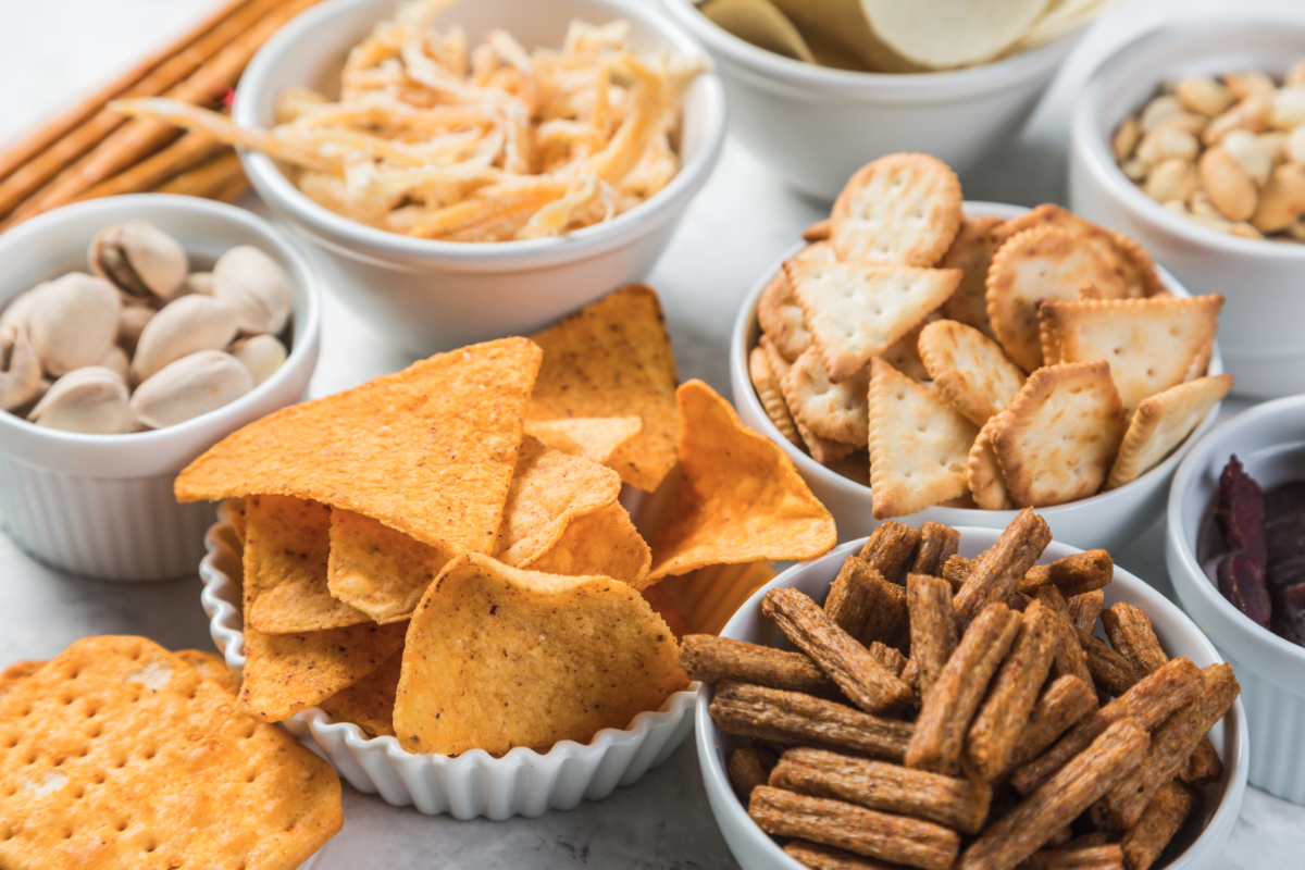 Demand for salty snacks on the upswing   2018-07-05   Food Business News