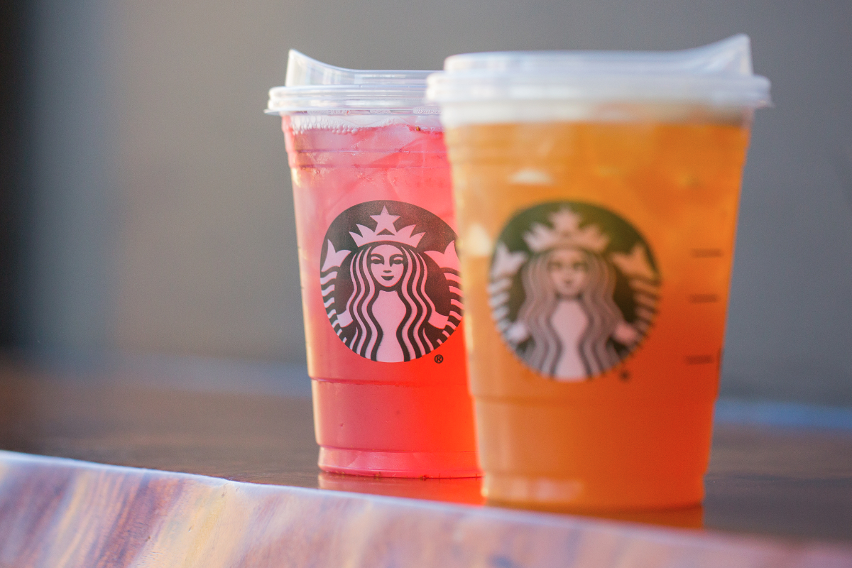 Starbucks New Drinks 2020 Starbucks phasing out plastic straws by 2020 | 2018 07 10 | Food