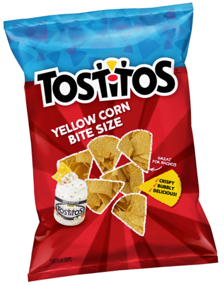 Tostitos chips, Frito-Lay