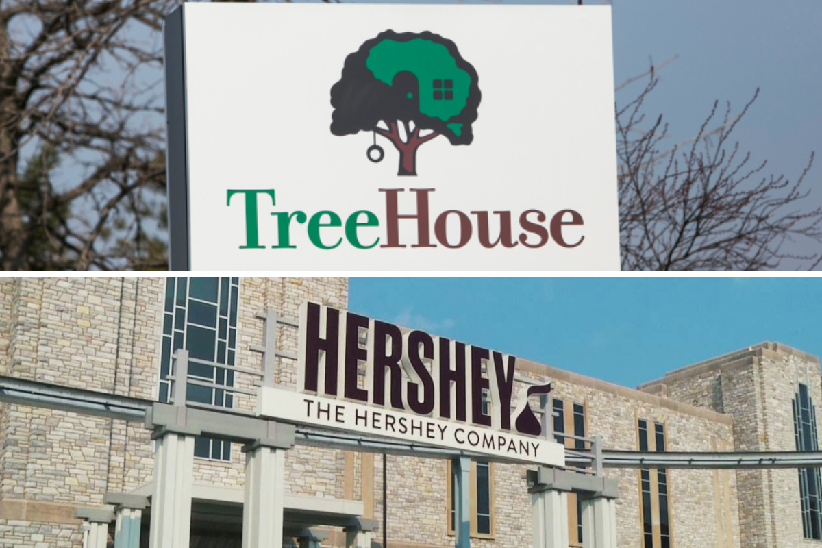 TreeHouse Foods, Hershey