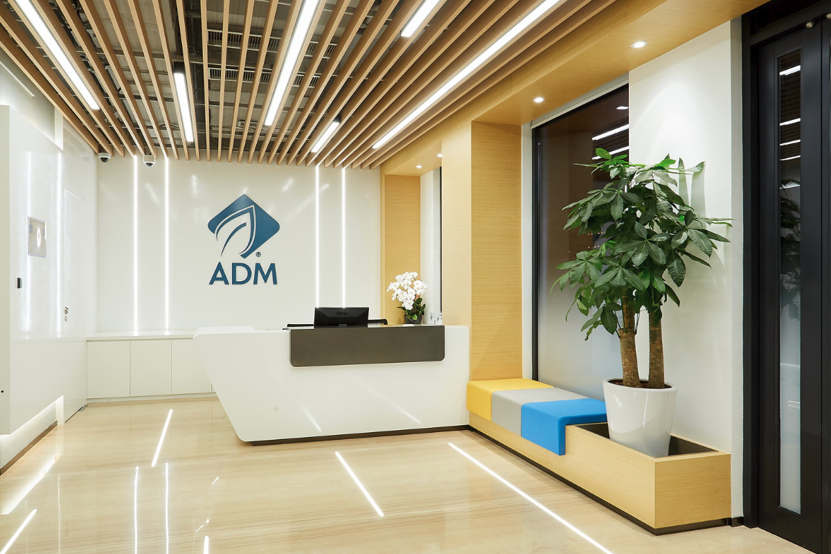 ADM innovation center in Shanghai