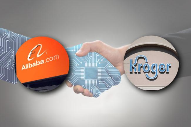 Kroger Alibaba