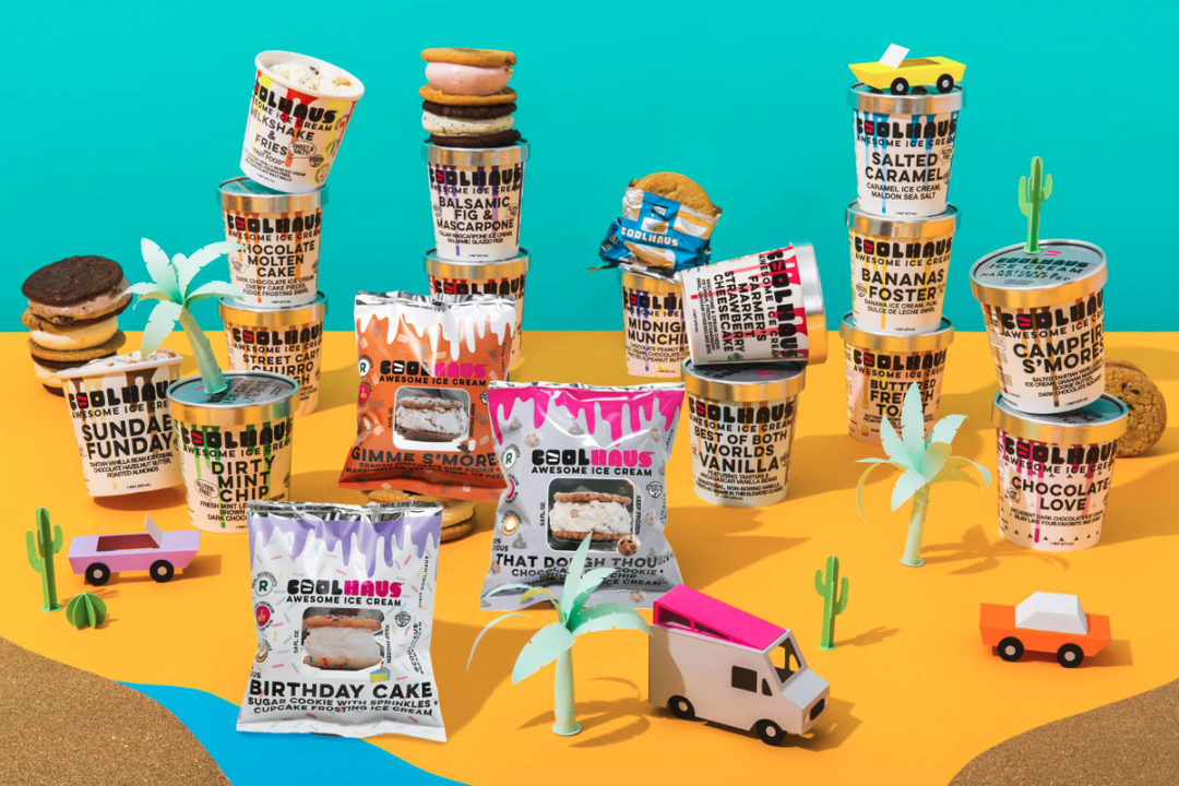 Coolhaus ice cream products