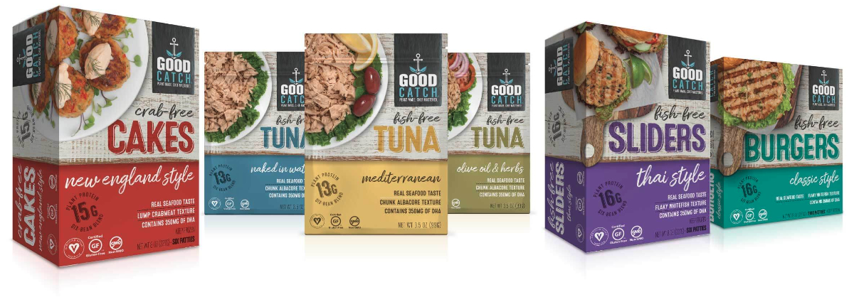 Good Catch Foods products