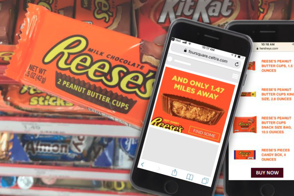 Hershey digital strategy