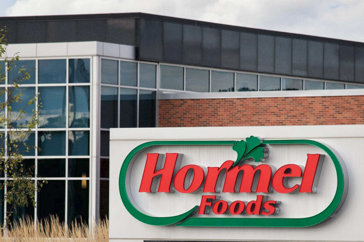 Hormel sign