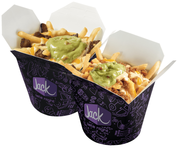 jack in the box menu