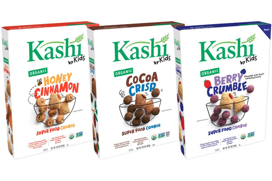 Kashi Kids Cereal, Kellogg