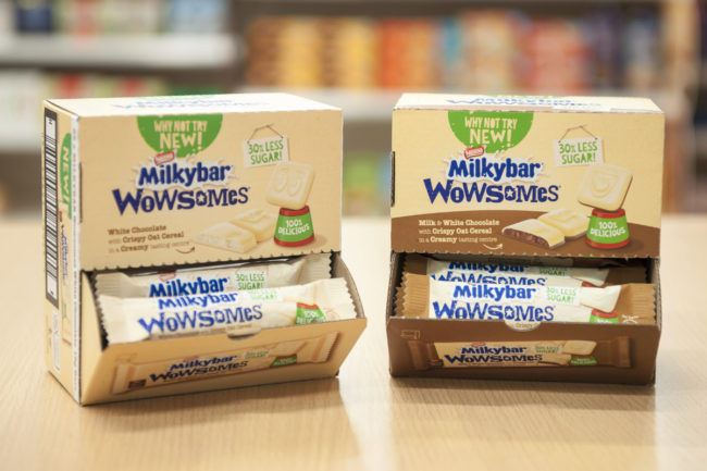 Nestle Milkybar Wowsomes