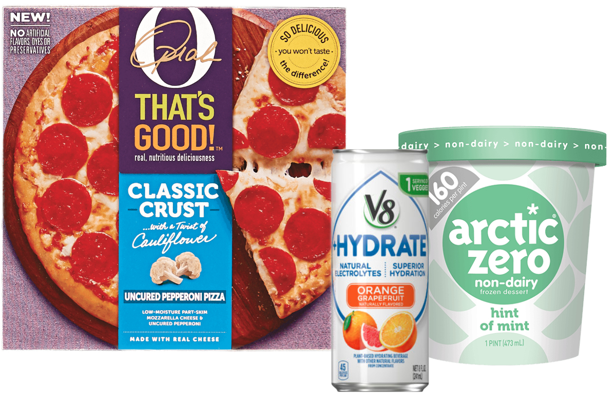 New plant-based products