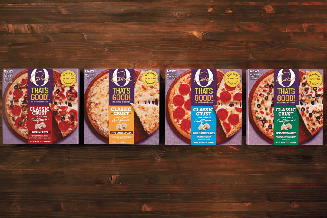 O, That's Good! Frozen Pizza, Kraft Heinz