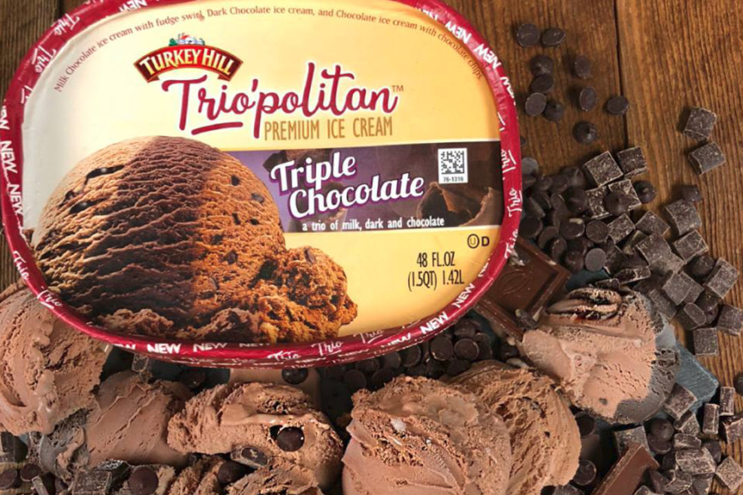Turkey Hill Triopolitan ice cream, Kroger