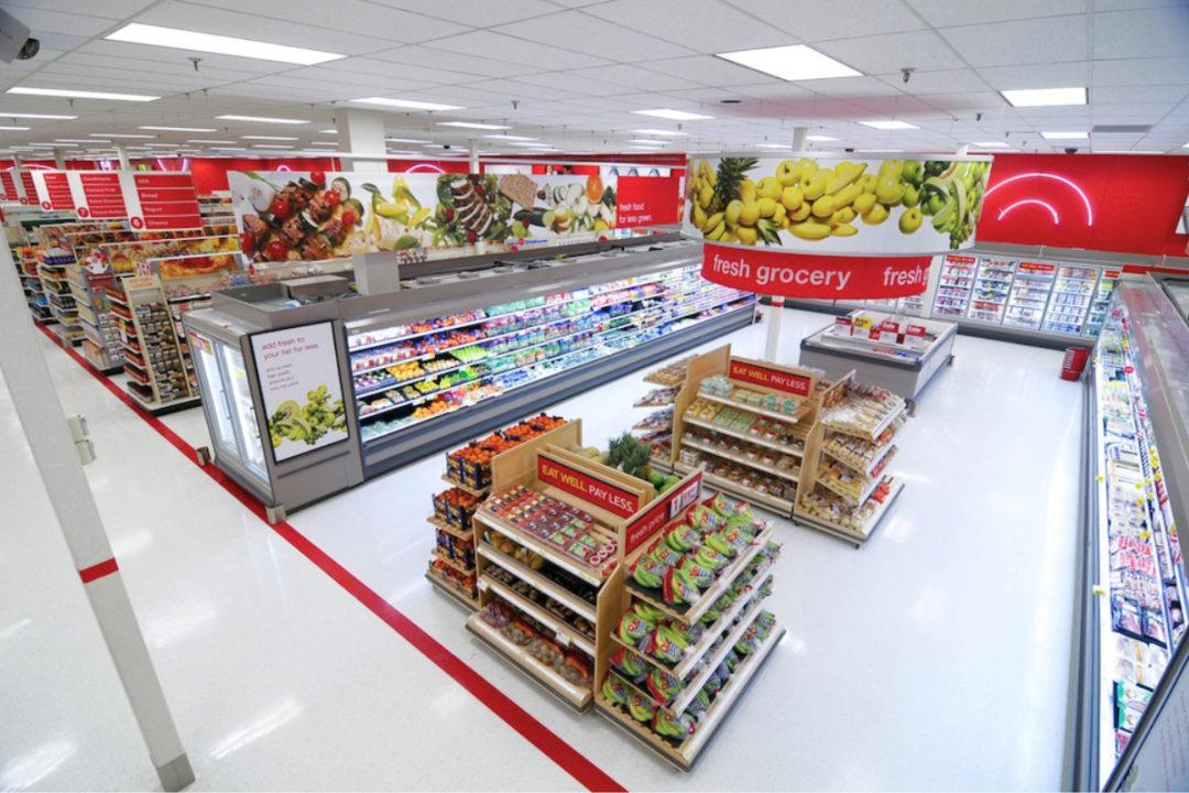 Target grocery