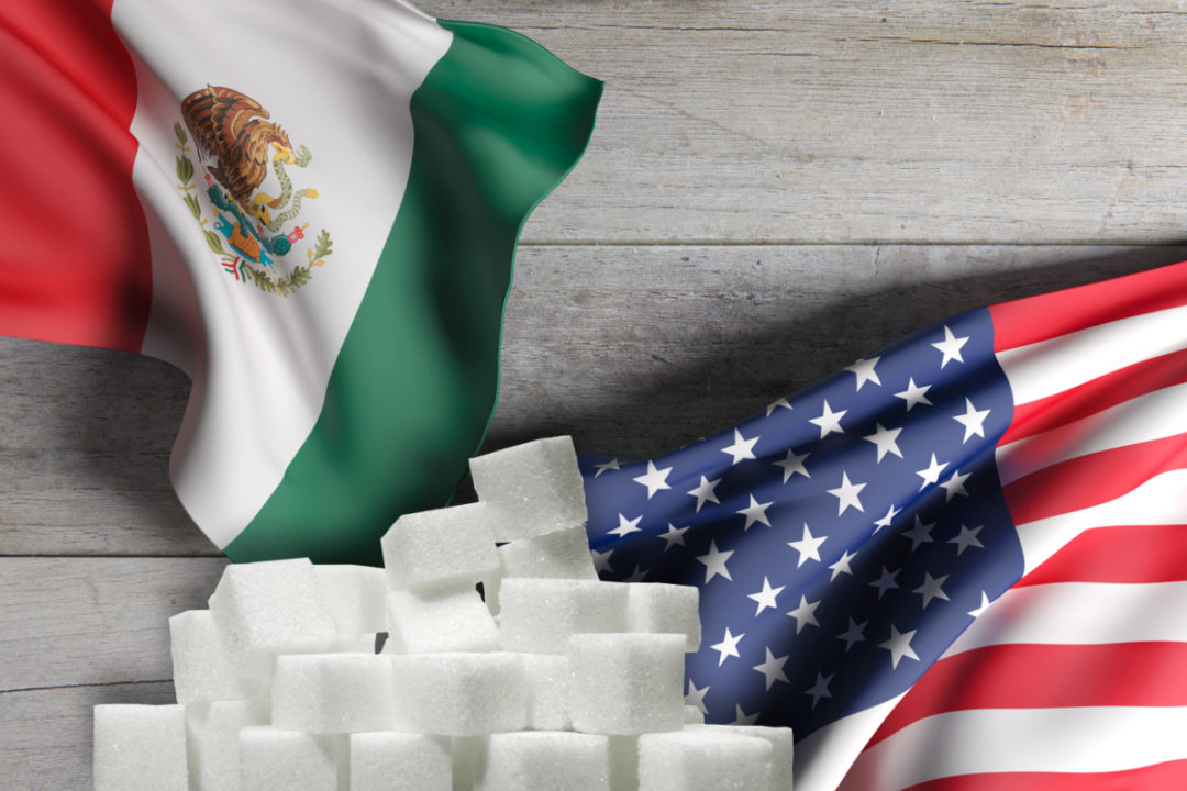 USA Mexico sugar trade