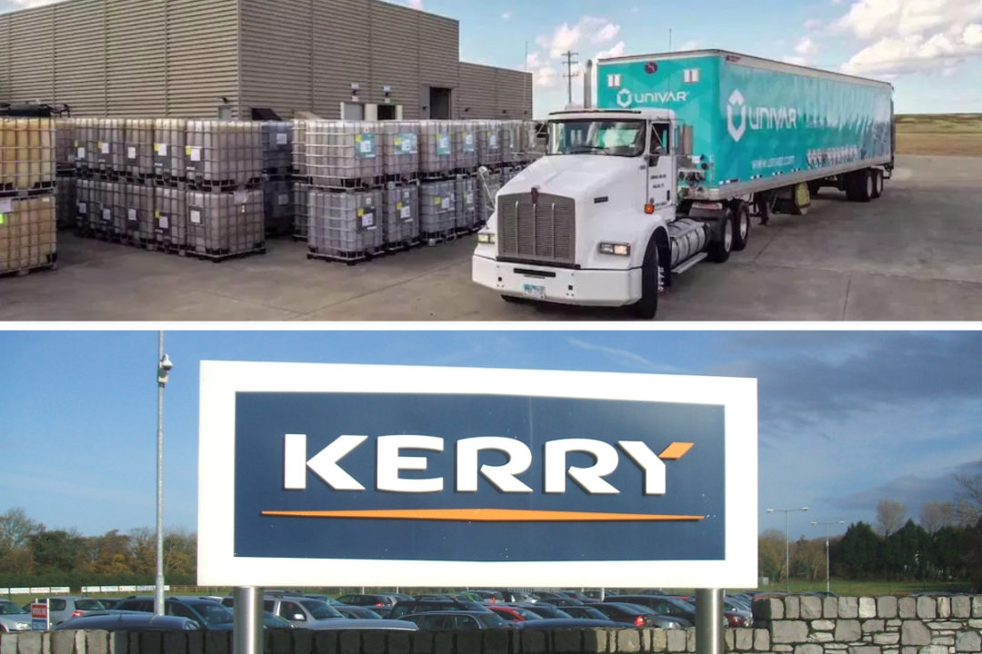 Univar and Kerry Group