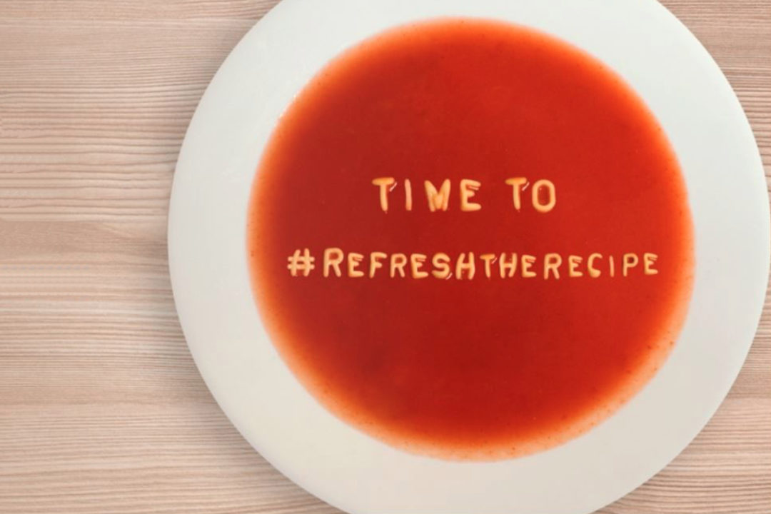 Campbell Soup refresh