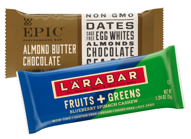 Larabar and Epic Performance Bar, General Mills