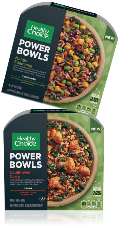 Conagra Healthy Choice Power Bowls