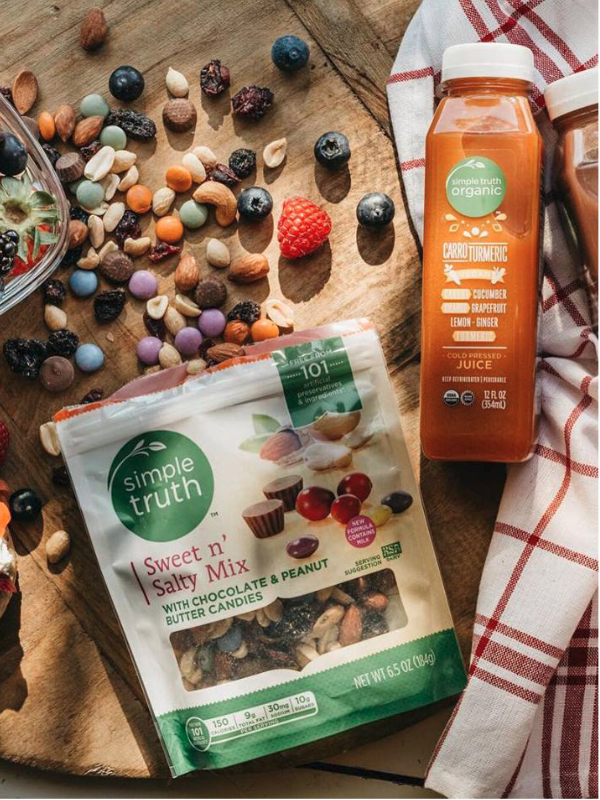 Kroger Simple Truth Organic Brands