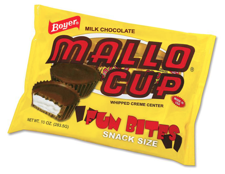 Mallo Cup, Boyer Candy